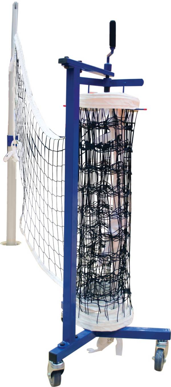 Porter Sidewinder Volleyball Net Storage System product image
