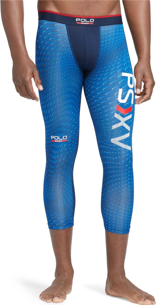 Polo Sport Men's Compression Jersey Three Quarter Length Tights product image