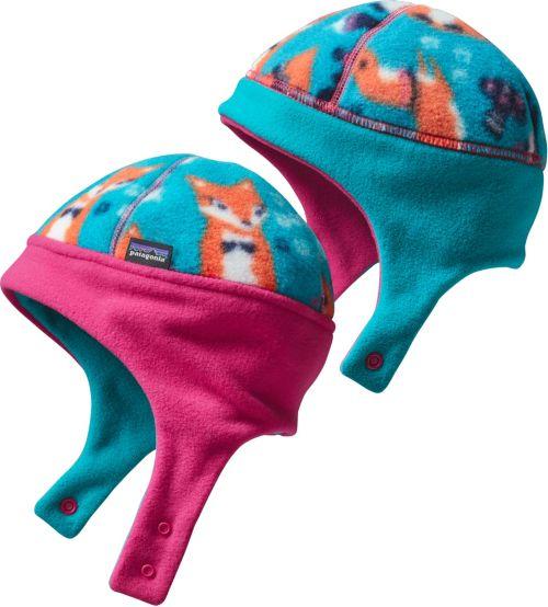 ae66e8e934154 Patagonia Infant Reversible Synchilla Fleece Hat. noImageFound. Previous