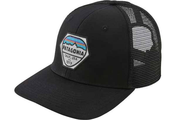 Patagonia Men's Fitz Roy Hex Trucker Hat product image