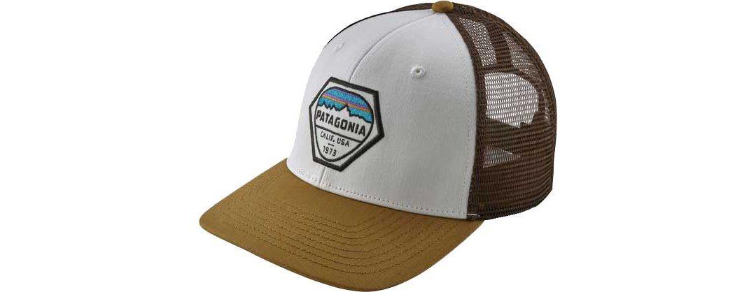 f5baea61 Patagonia Men's Fitz Roy Hex Trucker Hat   DICK'S Sporting Goods