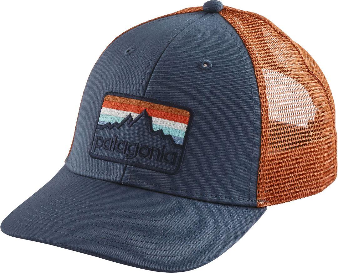 f30149fe2 Patagonia Men's Line Logo Badge LoPro Trucker Hat