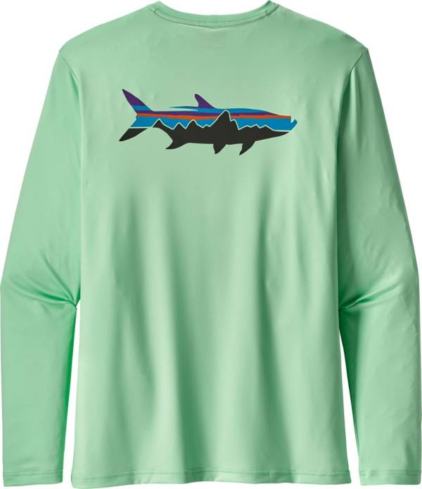 Patagonia Men's Tech Fish Long Sleeve T-Shirt product image