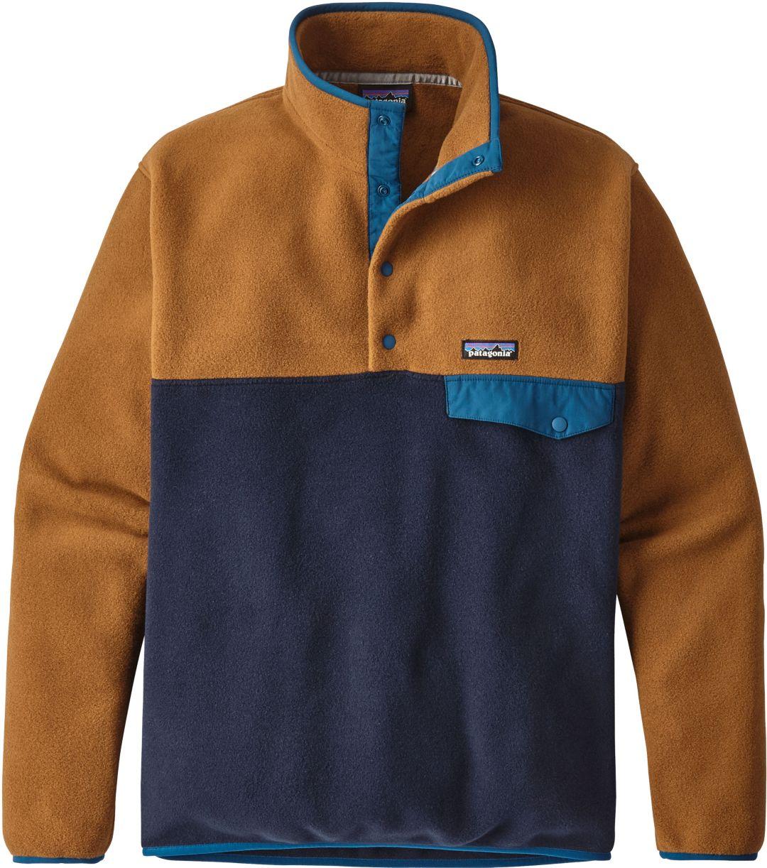 db450f417e77f Patagonia Men's Lightweight Synchilla Snap-T Fleece Pullover. noImageFound.  1