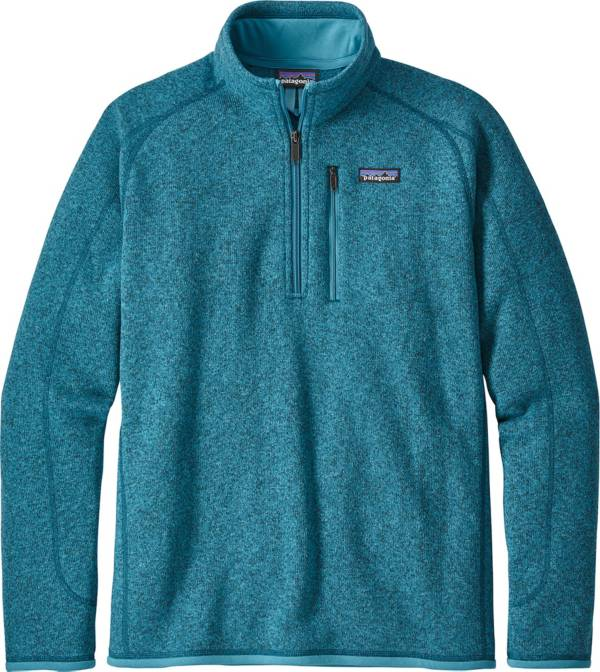 Patagonia Men's Better Sweater 1/4 Zip Fleece Pullover product image