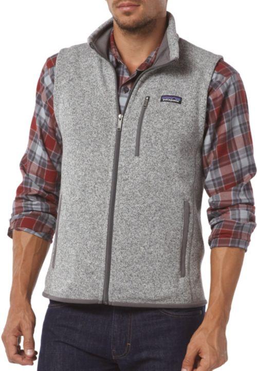 fa549702d6e4 Patagonia Men s Better Sweater Fleece Vest. noImageFound. Previous