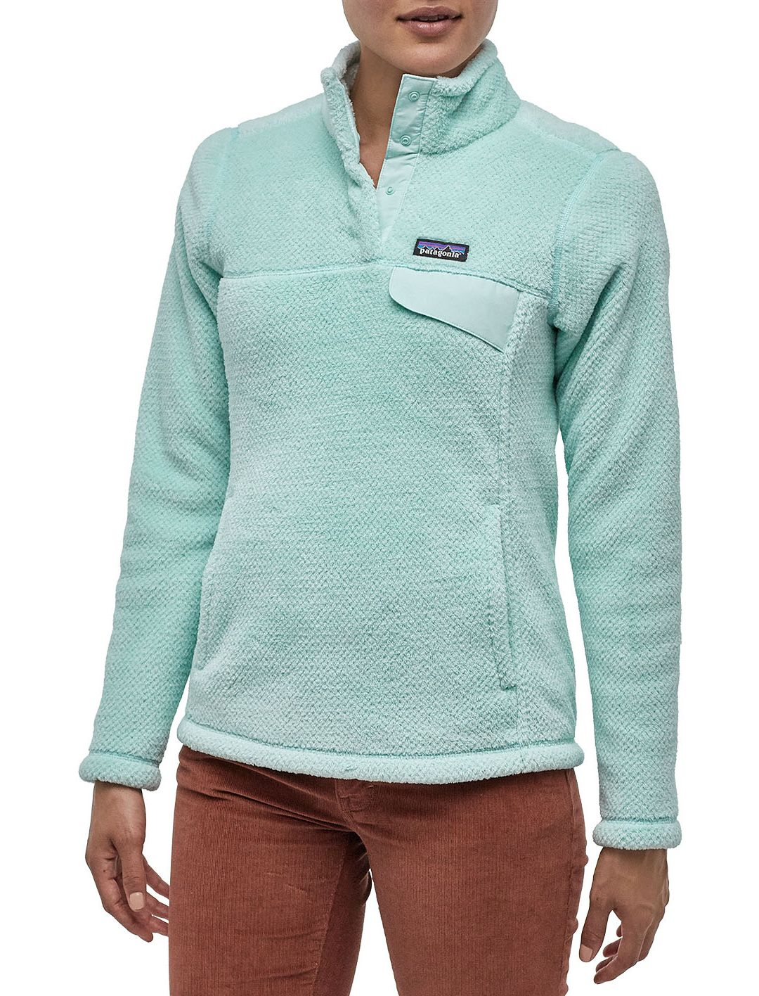 ed8ebfd81 Patagonia Women's Re-Tool Snap-T Fleece Pullover. noImageFound. Previous