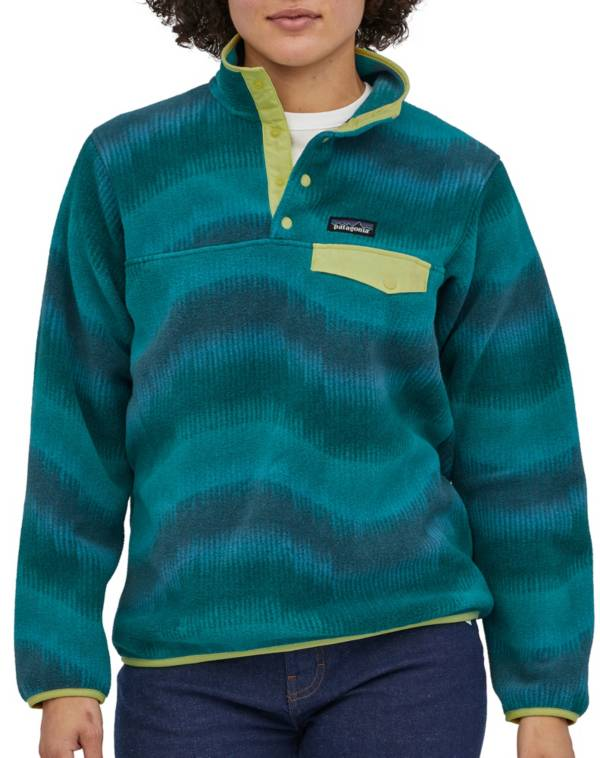 Patagonia Women's Synchilla Snap-T Fleece Pullover product image