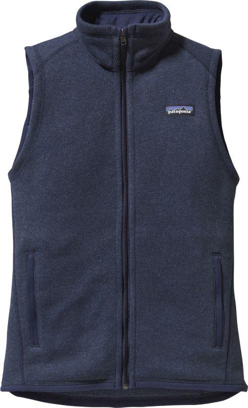 cd0e32a66df Patagonia Women s Better Sweater Fleece Vest