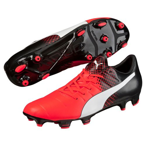 6da13cea6fe PUMA Men s evoPOWER 3.3 FG Soccer Cleats