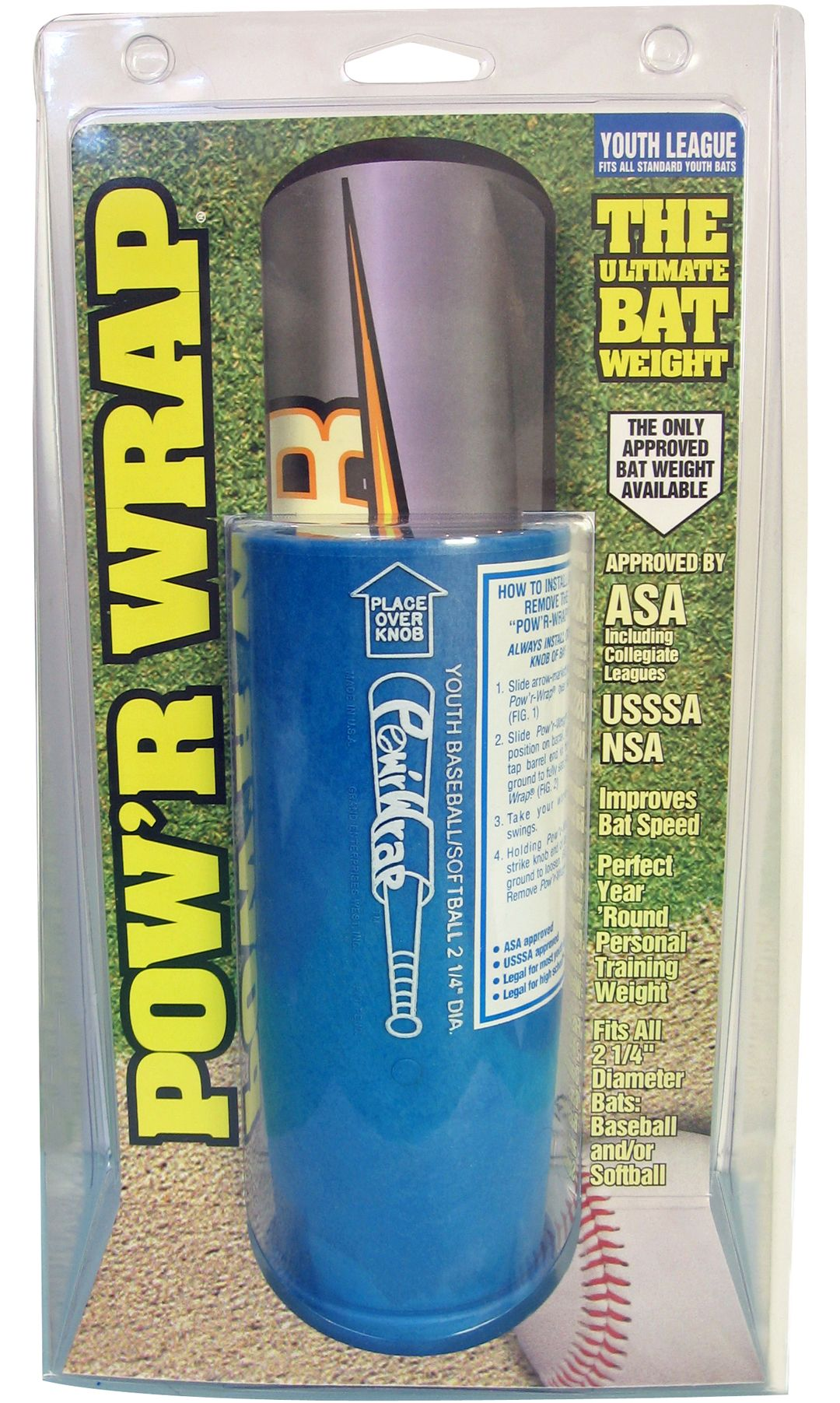 Pow'r Wrap Youth Bat Weight
