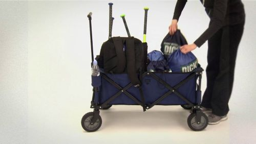 Quest Folding Sports Wagon Dick S Sporting Goods