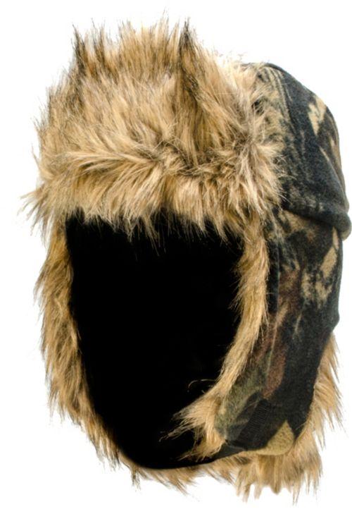 6c91e515c19 QuietWear Men s Fleece Trapper Hat 1