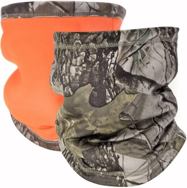 QuietWear Reversible Fleece Hunting Neck Gaiter product image