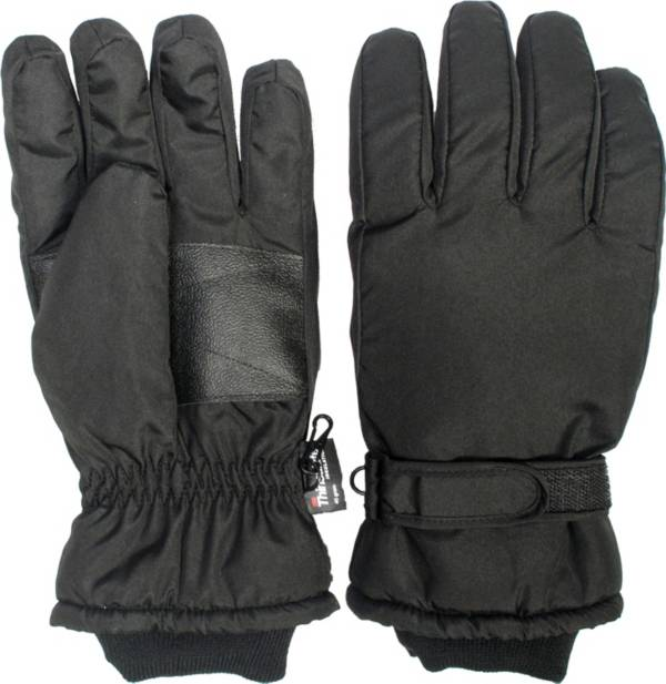 QuietWear Men's Waterproof Thinsulate Gloves product image