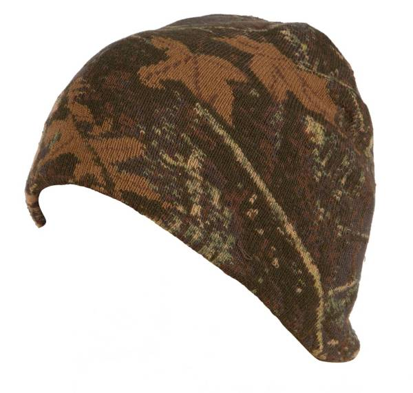 QuietWear Men's Digital Knit Camo Beanie product image