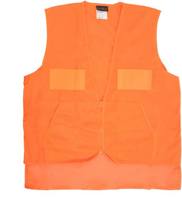 QuietWear Men's Hunting Safety Vest product image