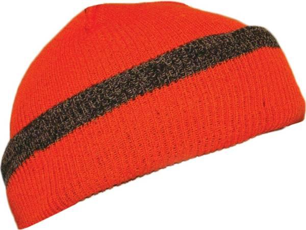 QuietWear Men's Reversible Knit Fleece Visor Hat product image