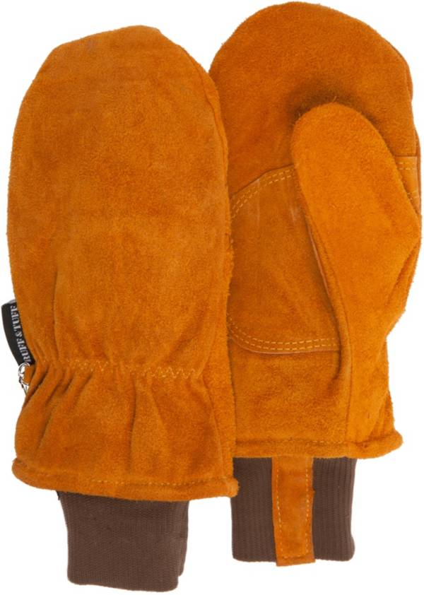 QuietWear Men's Ruff and Tuff Thinsulate Mittens product image
