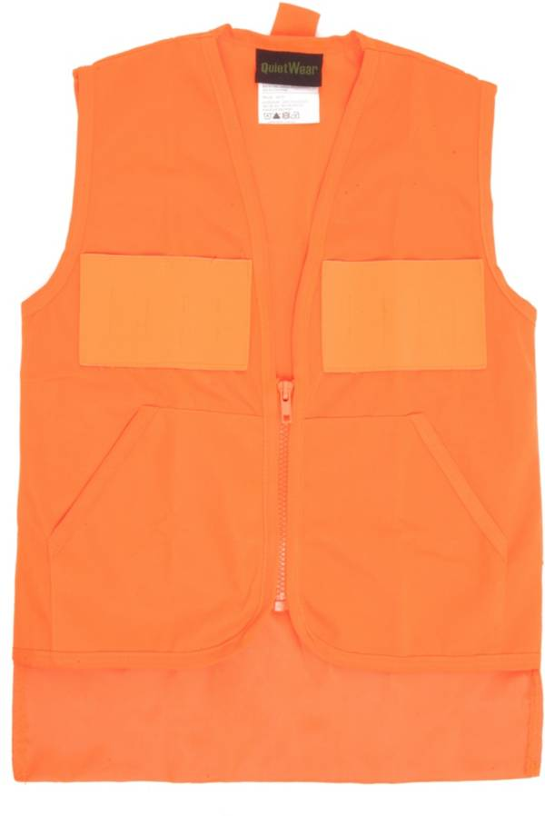 QuietWear Youth Hunting Safety Vest product image