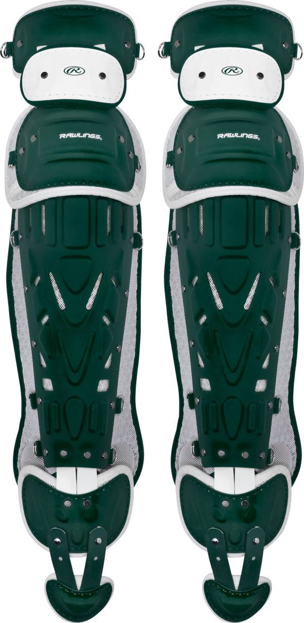 Rawlings Adult 17.5'' Pro Preferred Catcher's Leg Guards product image