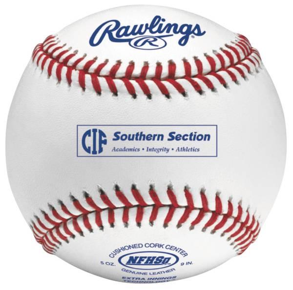 Rawlings CIF Southern Section NFHS Baseball product image