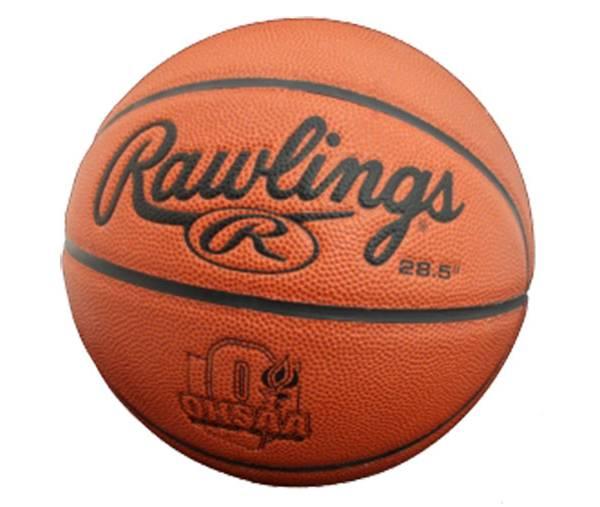 "Rawlings Ohio Game Basketball (28.5"") product image"