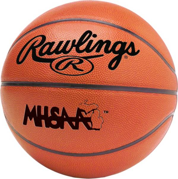 """Rawlings Contour Michigan Official Basketball (29.5"""") product image"""