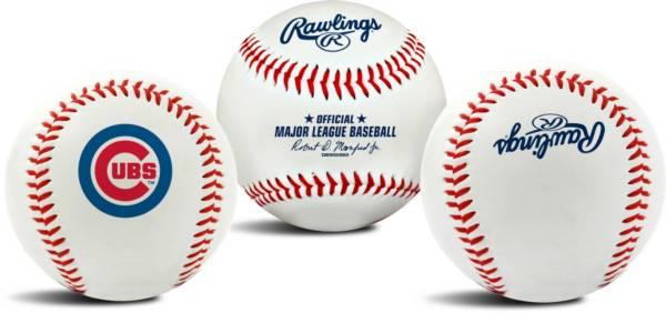 Rawlings Chicago Cubs Logo Baseball product image
