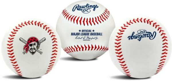 Rawlings Pittsburgh Pirates Logo Baseball product image