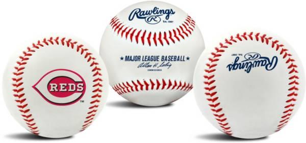 Rawlings Cincinnati Reds Logo Baseball product image