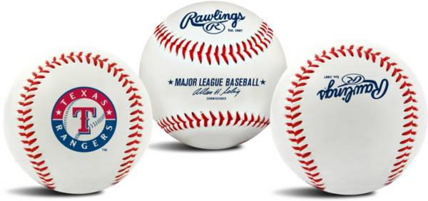 Rawlings Texas Rangers Logo Baseball product image