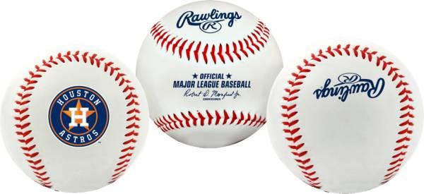 Rawlings Houston Astros Logo Baseball product image