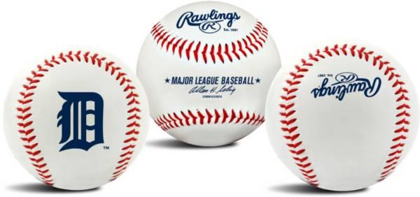 Rawlings Detroit Tigers Logo Baseball product image