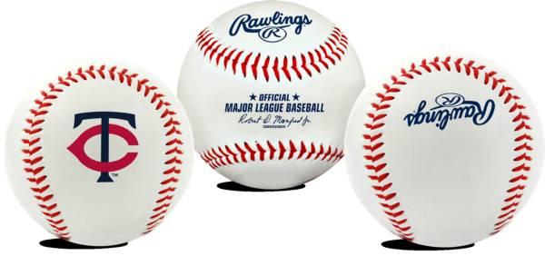 Rawlings Minnesota Twins Logo Baseball product image