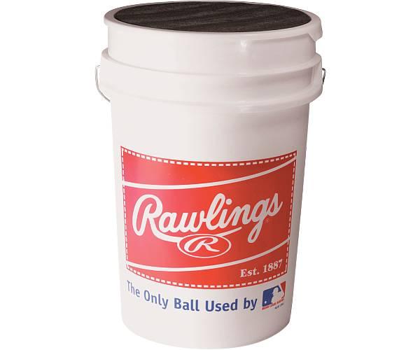 Rawlings 6-Gallon Empty Ball Bucket product image