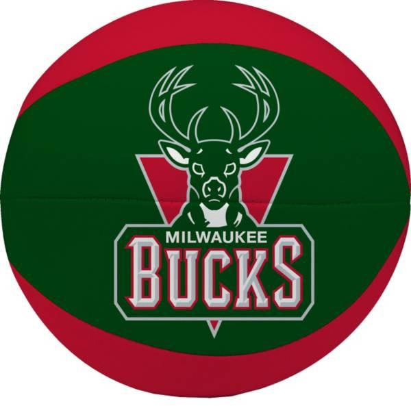"Rawlings Milwaukee Bucks 4"" Softee Basketball product image"