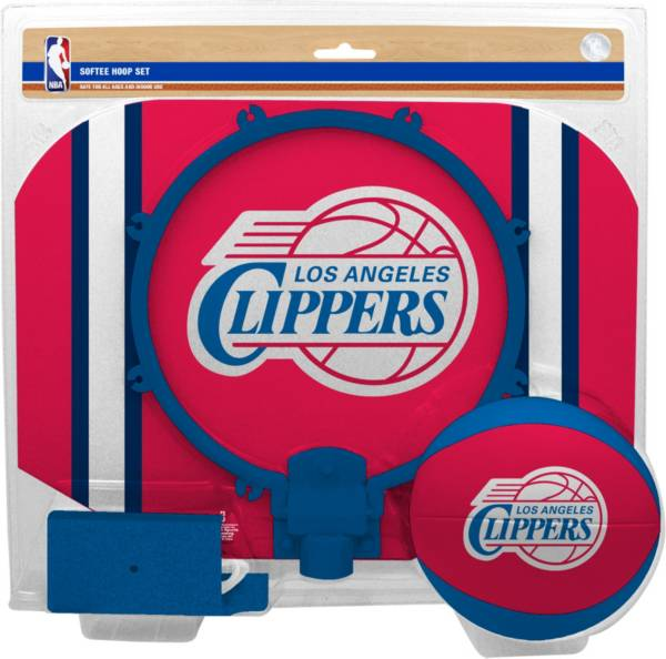 Rawlings Los Angeles Clippers Softee Hoop Set product image