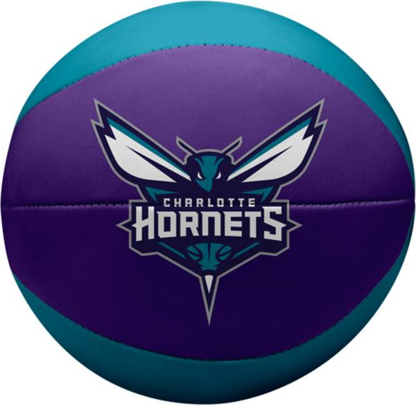 "Rawlings Charlotte Hornets 4"" Softee Basketball product image"
