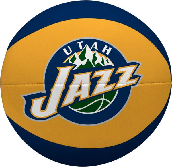 "Rawlings Utah Jazz 4"" Softee Basketball product image"