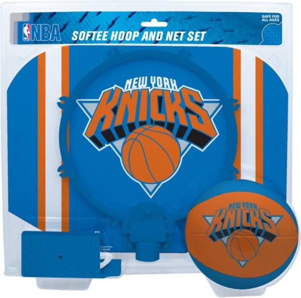 Rawlings New York Knicks Slam Dunk Softee Hoop Set product image