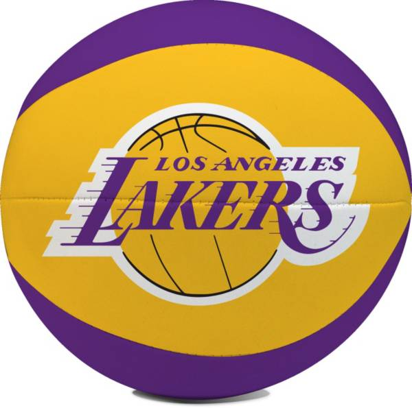 "Rawlings Los Angeles Lakers 4"" Softee Basketball product image"