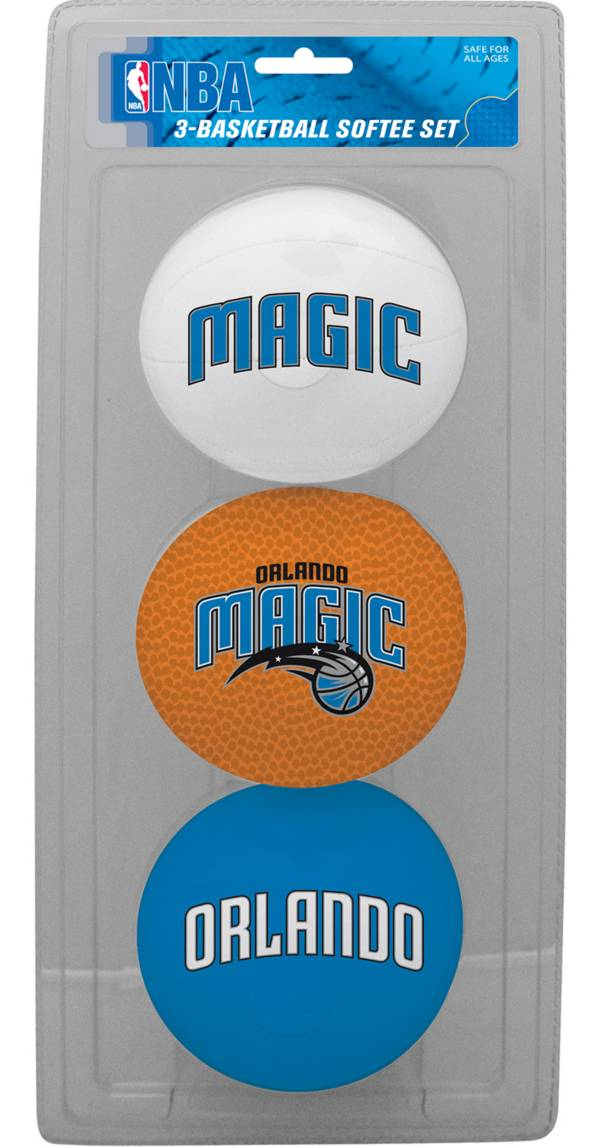 Rawlings Orlando Magic Softee Basketball Three-Ball Set product image