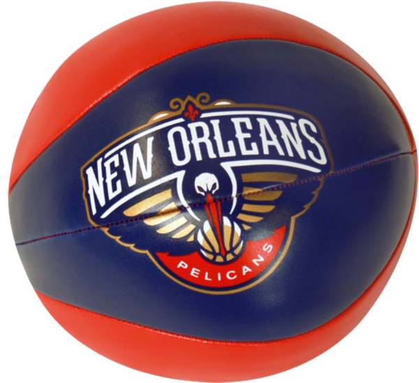 """Rawlings New Orleans Pelicans 4"""" Softee Basketball product image"""