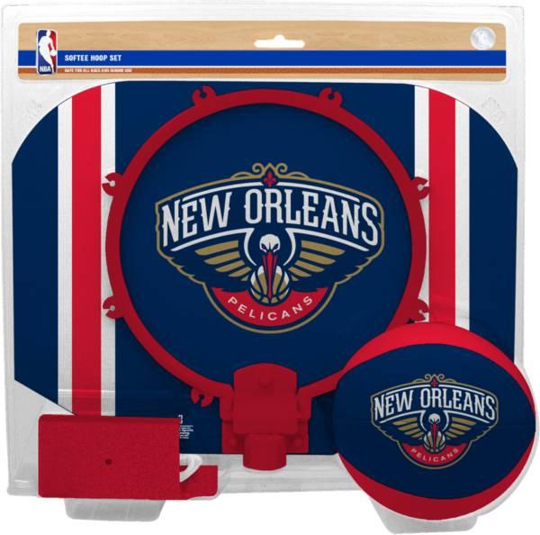 Rawlings New Orleans Pelicans Softee Hoop Set product image