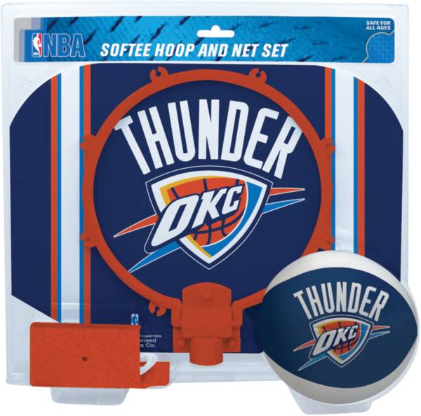 Rawlings Oklahoma City Thunder Slam Dunk Softee Hoop Set product image