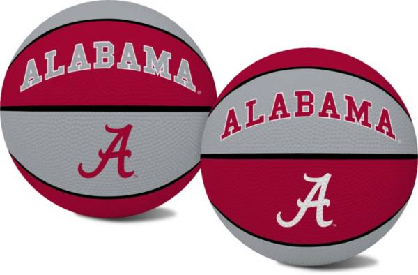 Rawlings Alabama Crimson Tide Youth-Sized Alley Oop Rubber Basketball product image