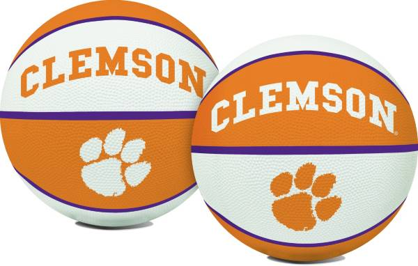 Rawlings Clemson Tigers Full-Size Crossover Basketball product image