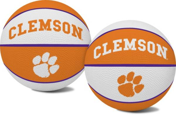 Rawlings Clemson Tigers Alley Oop Youth-Sized Rubber Basketball product image