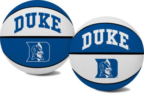 Rawlings Duke Blue Devils Alley Oop Youth-Sized Rubber Basketball product image